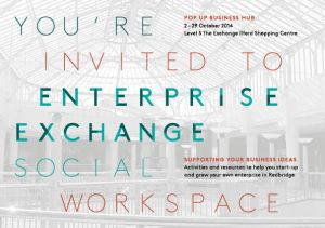 Enterprise Exchange 2014 flyer Front