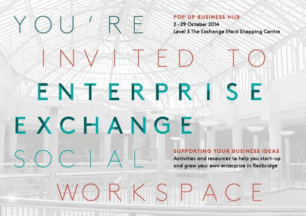 Enterprise Exchange 2014 flyer Front