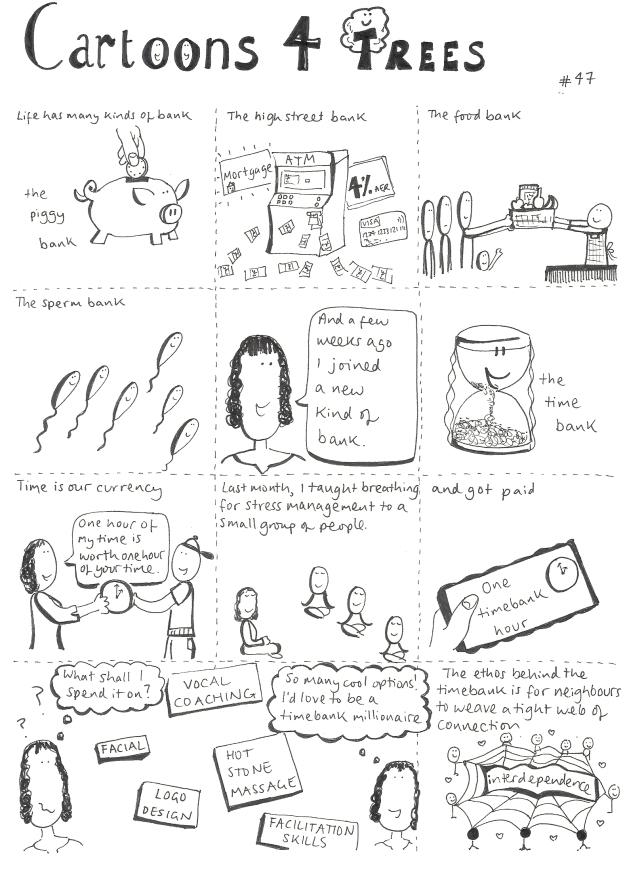 Sam Cowan TB cartoon main strip