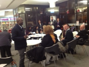 network event ilford library 29 jan
