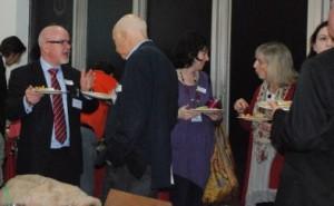 Redbridge college networking photo