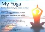 Surjit yoga poster