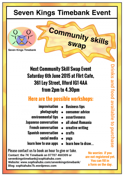 TB Skills swap flyer 6 June 2015 v2