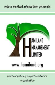 Hamiland logo