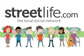 streetlife.com logo with people