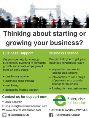 EfL business support flyer