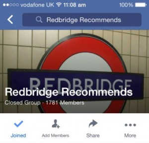 Redbridge Recommends