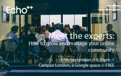 echo meet the experts 17.9.15 image