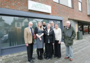 Goodmayes community centre opening