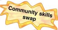community skills swap