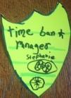 Timebank manager badge