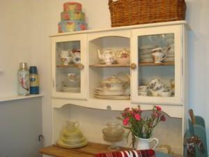 Brenda's cabinet