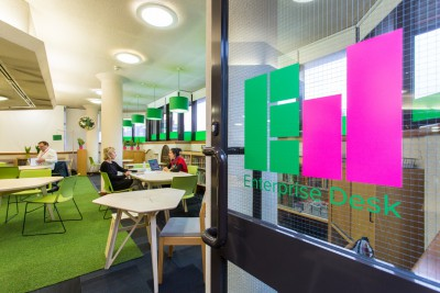 two coworking spaces in redbridge enterprise desk in ilford and the duke in