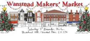 wanstead makers christmas market