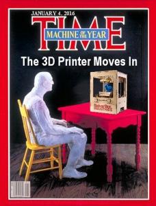 time mag 3 d printer