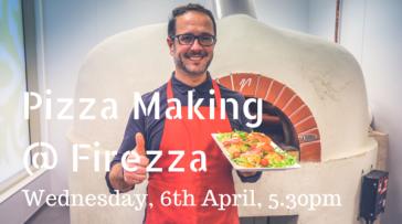 pizza making workshop