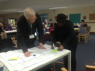 Session 1 business canvas Foodbank