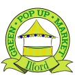 Ilford green pop up market logo low res