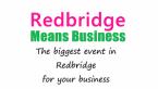 Redbridge Means business logo