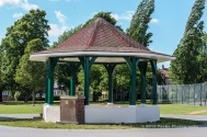 Seven Kings park bandstand