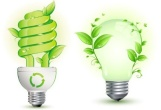 2-green-light-bulbs