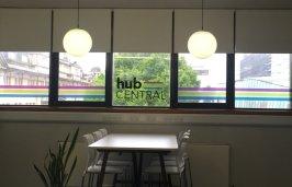 Hub Central peek photo