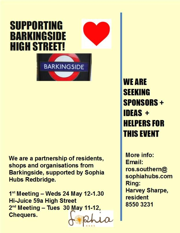 INdie retail meetings and advance notice